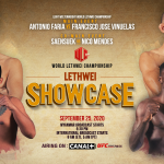 CO-MAIN EVENT ADDED TO WLC LETHWEI SHOWCASE
