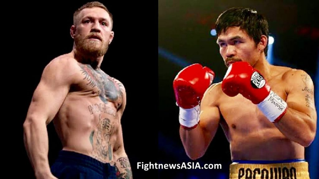 Conor McGregor Assures that He'll Fight Manny Pacquiao