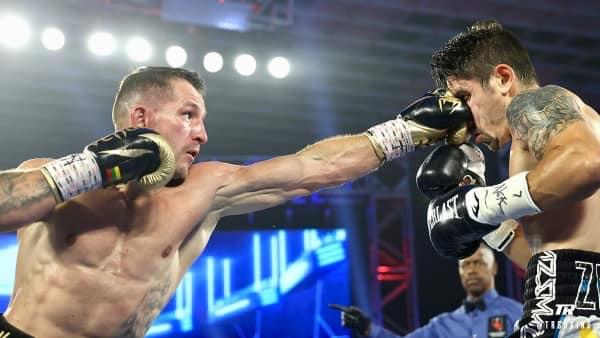 Kavaliauskas Knocks Out Zewski in Las Vegas