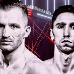 Kavaliauskas vs Zewski this Saturday in Las Vegas