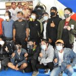 Naris Singwangcha Foundation donates rice, groceries, eggs to boxers and trainers