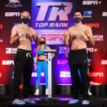Pedraza VS Molina Ready for Super Lightweight Action
