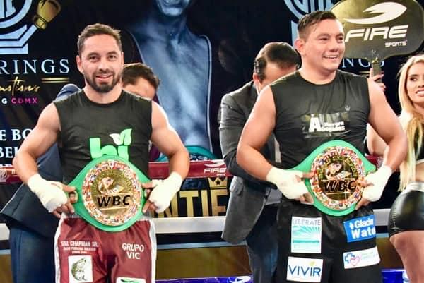 Successful Mijares vs Montiel Exhibition Fight in México
