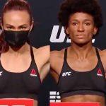 UFC: Michelle Waterson 115, Angela Hill 115.5 in Las Vegas