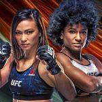UFC Michelle Waterson vs Angela Hill this Saturday in Las Vegas