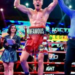 VIETNAM'S THOMAS WU MAKES DEBUT AT MGM GRAND IN LAS VEGAS USA