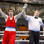 Bachkov relishing dangerous debut test