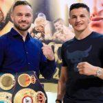 Boesel Defends WBA 175 Against Krasniqi Saturday in Germany