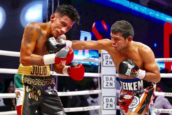 """Chocolatito"" Retains WBA 115 Title Today in México; Wants Estrada Next"