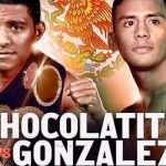 Chocolatito vs González this Friday in Mexico