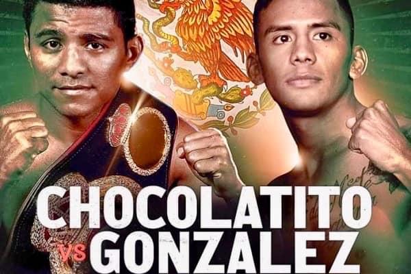 Chocolatito vs González this Friday in Mexico