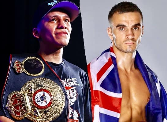 Rematch Franco vs Moloney November 14 for WBA 115 World Belt