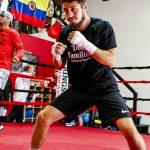 Rubén Villa Winds up Training Ahead of Navarrete Fight