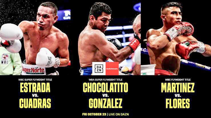 Sayang: Cuadras and Flores Test Positive for Covid-19; Scratched from Title Fights in México