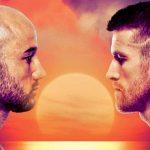 UFC Moraes vs Sandhagen Saturday in Abu Dhabi United Arab Emirates