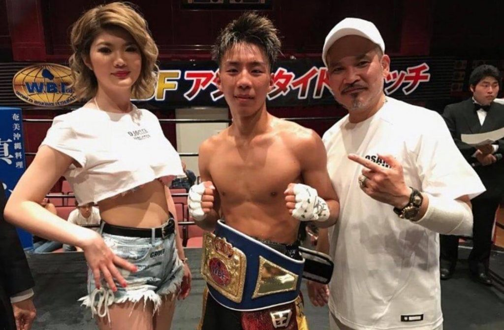 Undefeated Hanada to fight on Nov. 22