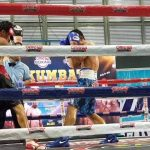 Vicelles stops Lacar in 4th round; Omega Sports opens 1st boxing