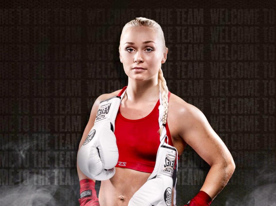 WBO Bantamweight World champion Dina Thorslund Signs with MTK Global