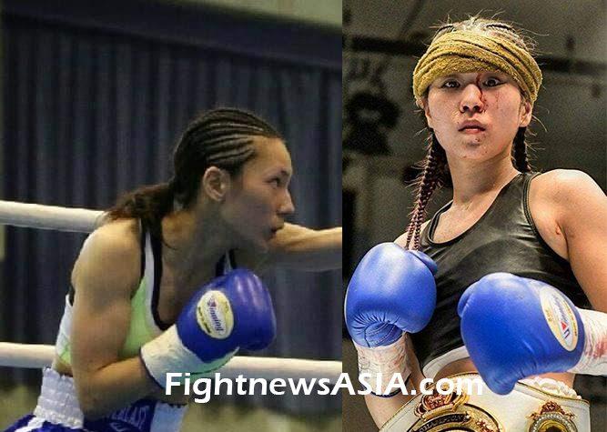 Hazuki to defend OPBF female minimum title