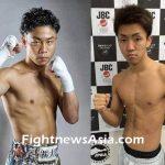Taniguchi to battle Saso for vacant Japanese minimum title