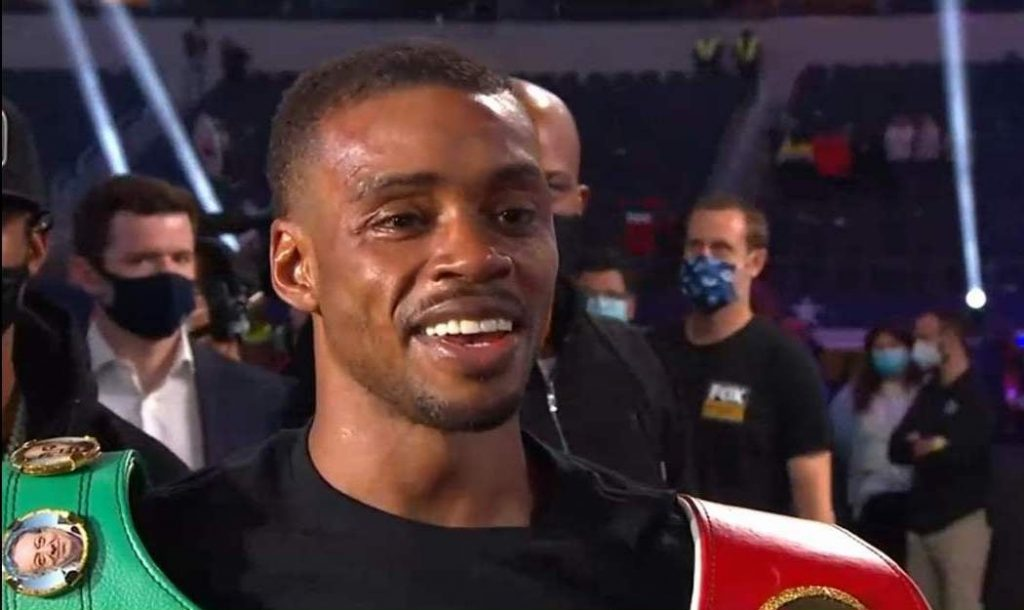 Errol Spence Jr. Retains WBC/IBF Belts with Clear Win Over Garcia; Is Crawford or Pacquiao Next