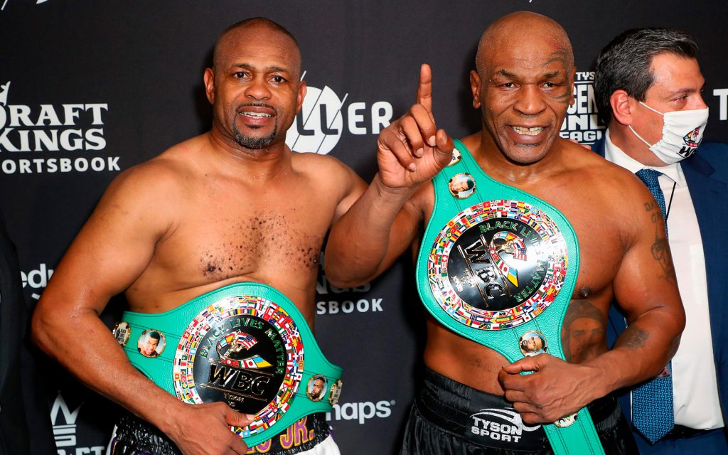 Mauricio Sulaiman: Mike Tyson Vs Roy Jones Jr. was was simply SPECTACULAR