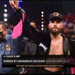 Caleb Plant Retains IBF 168 world Title, Would Love to Unify Against Canelo