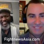 Former IBF World Champion Lovemore Ndou Interviewed by Peter Maniatis of KO Boxing Show Australia!