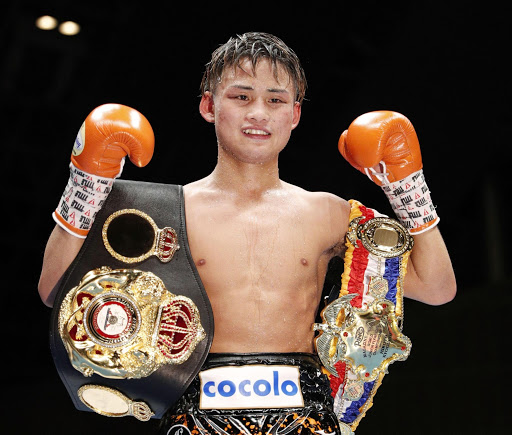 Kyoguchi to make his U.S. debut on March 13 vs. Axel Vega