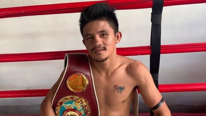 Paradero-Saludar title-fight move to Feb. 20