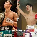 Sagawa to defend title against Maruta on Feb. 11
