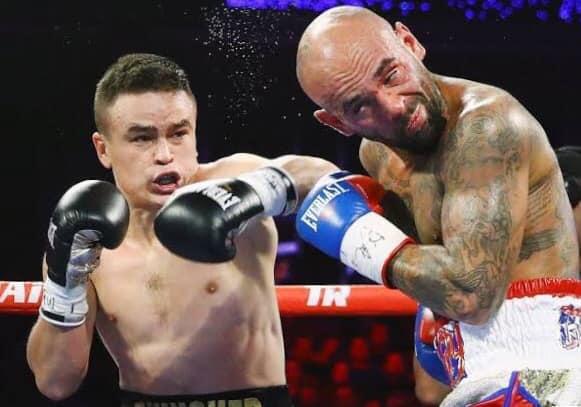 """Sampson Boxing Signs """"The Punisher"""" Abdukakhorov, Mandatory Challenger of Errol Spence Jr."""