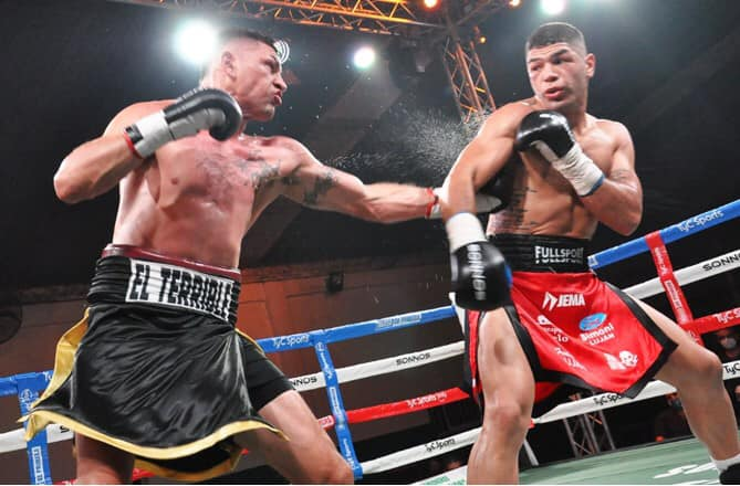 TWO ARGENTINE TITLES IN GENERAL MADARIAGA ON JANUARY 23 LIVE ON TYC SPORTS CHANNEL