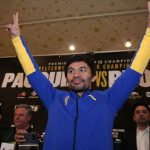 WBA designates Manny Pacquiao as Champion in Recess