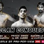 ZAHED IS CONFIDENT; WHILE SAVIO FEELS READY IN RING RETURN