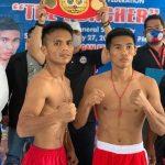 Controversy in Taduran-Cuarto title fight