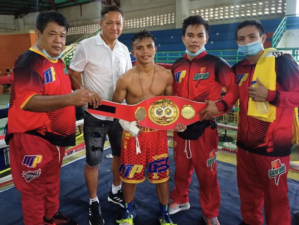 Cuarto is new IBF world minimum champ