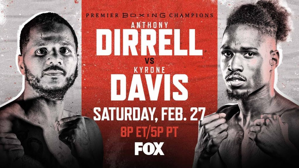 Dirrell and Davies clash on Saturday night