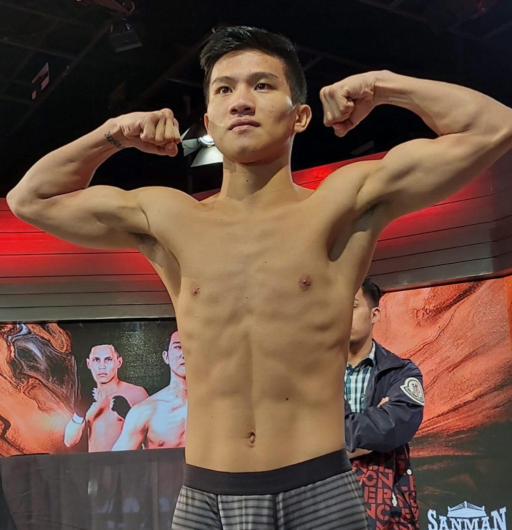 Ifugao's Wonder Boy goes for 2021's first – but toughest - fight