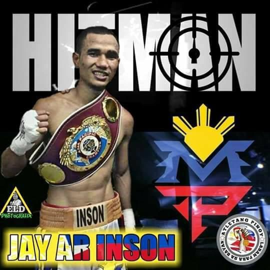 Inson vows to make a big comeback