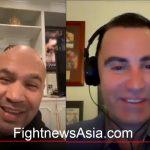 Former WBC World Champion Jesse James Leija Interviewed by Peter Maniatis of KO Boxing Show Australia!