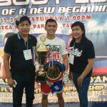 Ligas captures PH flyweight crown