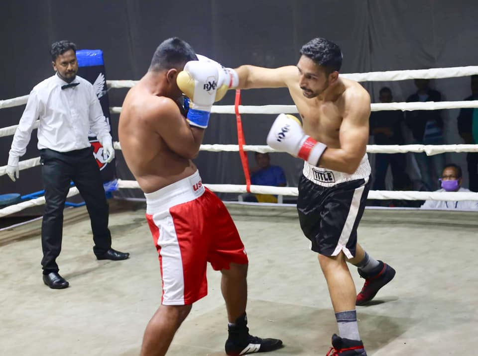 Results from India Harmeet Singh dominated Muhammed Suhaib AP, Remains unbeaten