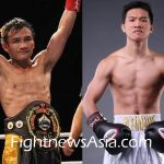 Geraldo to defend title against undefeated Martin in May