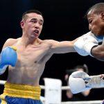 Dusmatov demolished Mizoka and won the WBA-International belt