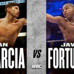 Garcia vs. Fortuna shaping up