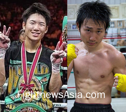 Teraji to defend title against Hisada