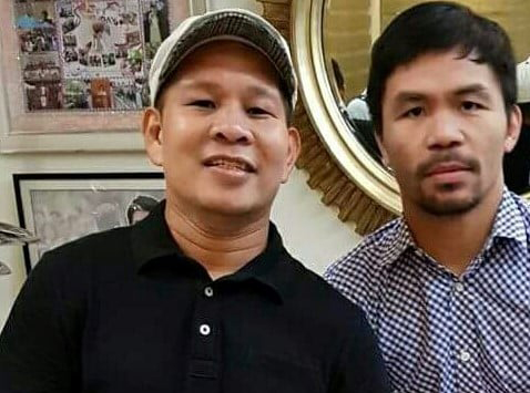 Penalosa predicts Pacquiao will score a KO against Spence