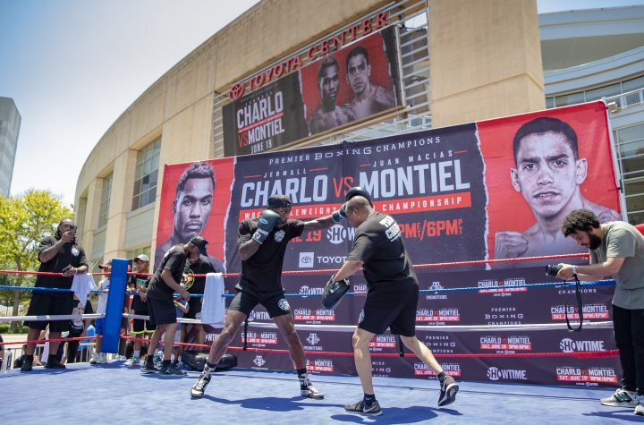 Charlo ready to face Montiel