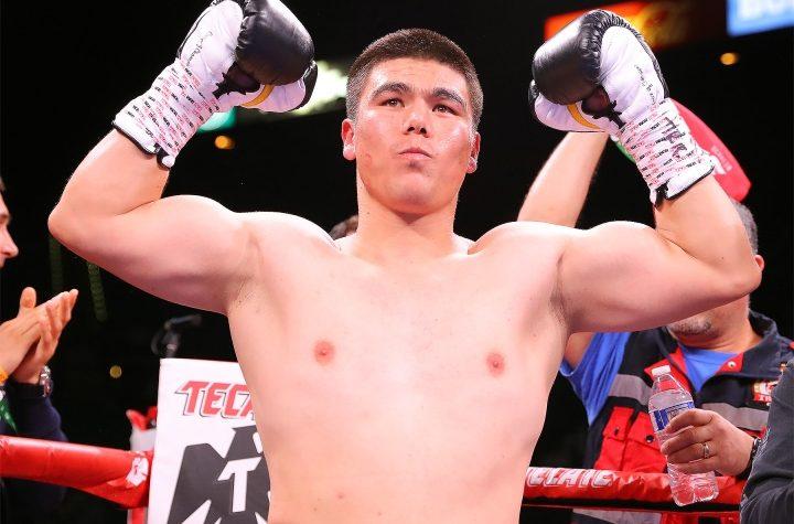 Melikuziev and Rosado will go to war in El Paso